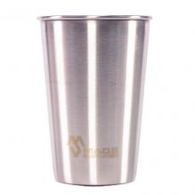 Drinkbeker 100% RVS - 500 ml