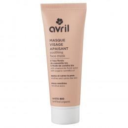 Kalmerend gezichtsmasker - Kamille