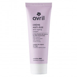 Anti-aging crème - Rozenwater
