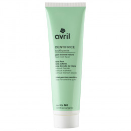 Tandpasta zonder fluor - Fresh mint