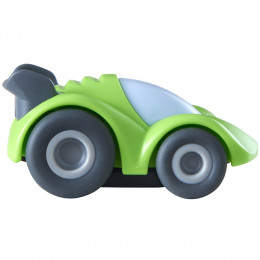 Kullerbü Knikkerbaan - Groene sportwagen