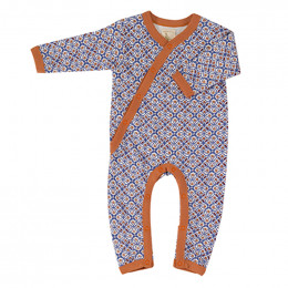 Kimono pyjama - Tiles