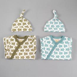 Kimono pyjama - Turtle turquoise