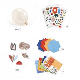 DIY ballonnen versieren - Dieren