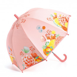 Paraplu - Bloementuin