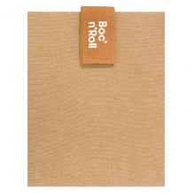 Herbruikbare en afwasbare foodwrap Boc'n'Roll - Nature Brown