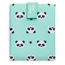 Herbruikbare en afwasbare foodwrap Boc'n'Roll - Kid Panda