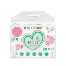 Eco luiers - Maat 1+2 - Mini 3-7kg - 36 stuks