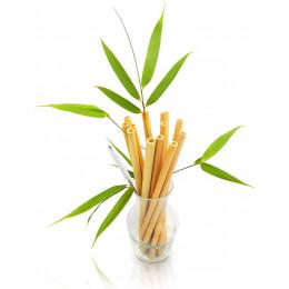 Bamboe rietjes 22 cm - 12 stuks