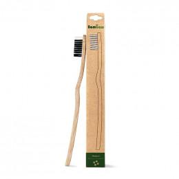 Bamboe tandenborstel - medium