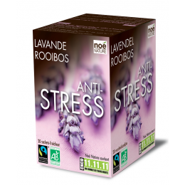 Well - Being Teas:   ANTI-STRESS LAVENDEL ROOIBOS