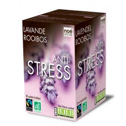 Well - Being Teas:   ANTI-STRESS LAVENDEL ROOIBOS