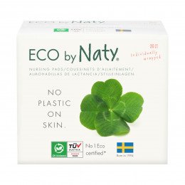 Eco zoogcompressen – Sensitive - 30 stuks
