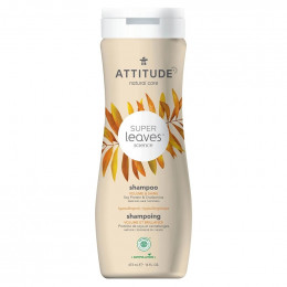 Shampoo - Super Leaves - Soy Protein and Cranberries