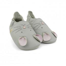 Babyslofjes - 10734 - Squeek Light Grey