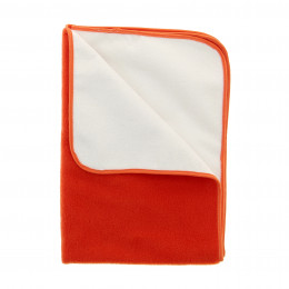 Wikkelkussen - oranje