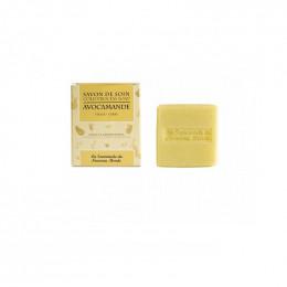 'Avocamande' Verzorging zeep zonder Parfum - 100g