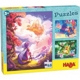Puzzels In Fantasieland