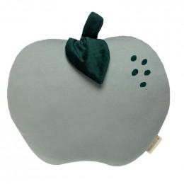 Appel kussen - Antique green