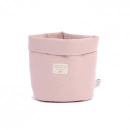 Mandje Panda - Misty Pink - small