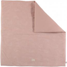 Speeltapijt Colorado - White bubble & Misty pink