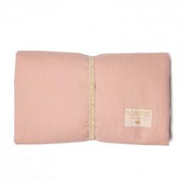 Verschoningsmatje Mozart - Misty pink
