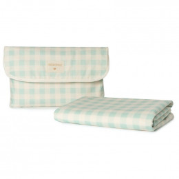 Waterproof picknickkleed - Sunshine - Opaline Vichy