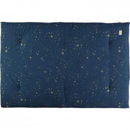 Futon matrasje Eden - Gold stella & Night blue