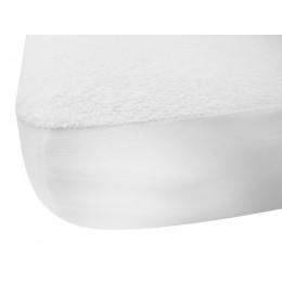 Matrasbeschermer uit BIO katoen voor wieg - 60x120 cm
