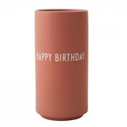 Mooie Favourite Vase vaas - Happy birthday