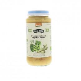 Petits pots de légumes variés et panais - 200 g