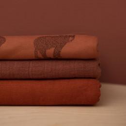 Fleece deken - 100x150cm - Ribble Brick