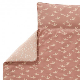 Ledikant dekbedovertrek - Birds (100x135)