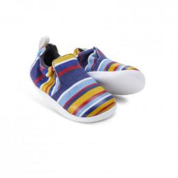 Schoenen Xplorer - 501706 Scamp Navy Stripe