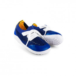 Schoenen Step Up - 732602 Play Knit Blueberry + Yellow