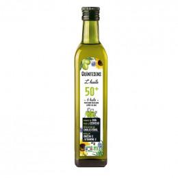 Bio voedingsolie voor 50+ - Mix van 6 oliën - Eerste koude persing 500 ml