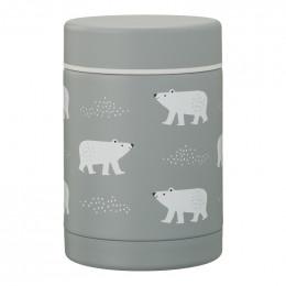 Thermos voedselcontainter 300 ml - Polar bear