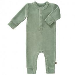 Pyjama velours Forest green