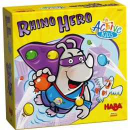 Bewegingsspel voor superhelden - Rhino Hero