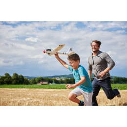 Maxi-werpvliegtuig - Terra Kids