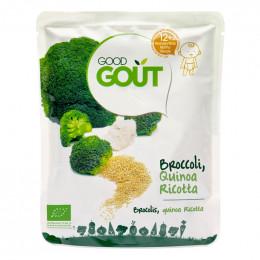 Brocolli quinoa ricotta (vanaf 12 maanden) - 220 g