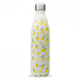Gourde bouteille nomade isotherme - 750 ml - Glace chat