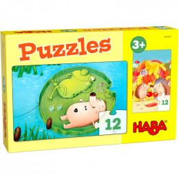 Puzzels - Mijnheer Egel