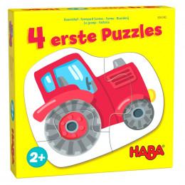 4 eerste puzzels - Boerderij