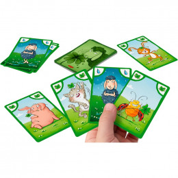 Kaartspel - Kaartje trek Junior