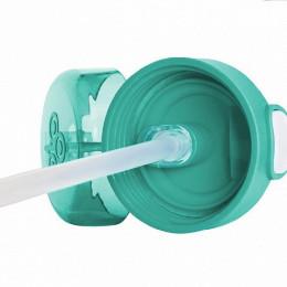 Gourde isotherme Pow Squeak - 295 ml - Turquoise