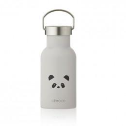 Anker drinkfles - Panda light grey