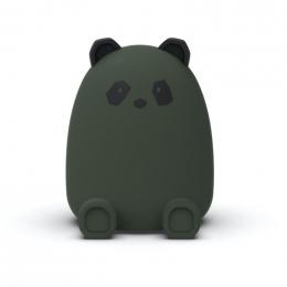 Palma spaarpot - Panda hunter green