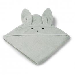 Augusta badcape Rabbit dusty mint