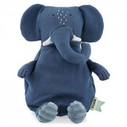 Kleine knuffel - Mrs. elephant